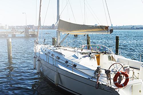 lettres inox marine personnalisées