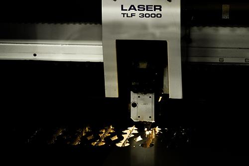 découpe laser garde corps