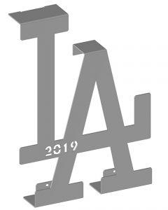 décoration logo en métal
